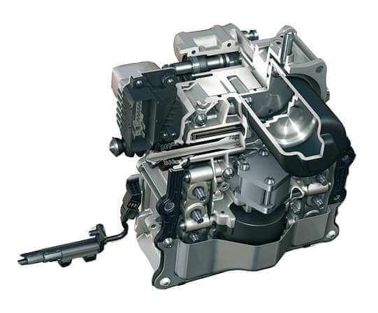 mechatronic VW