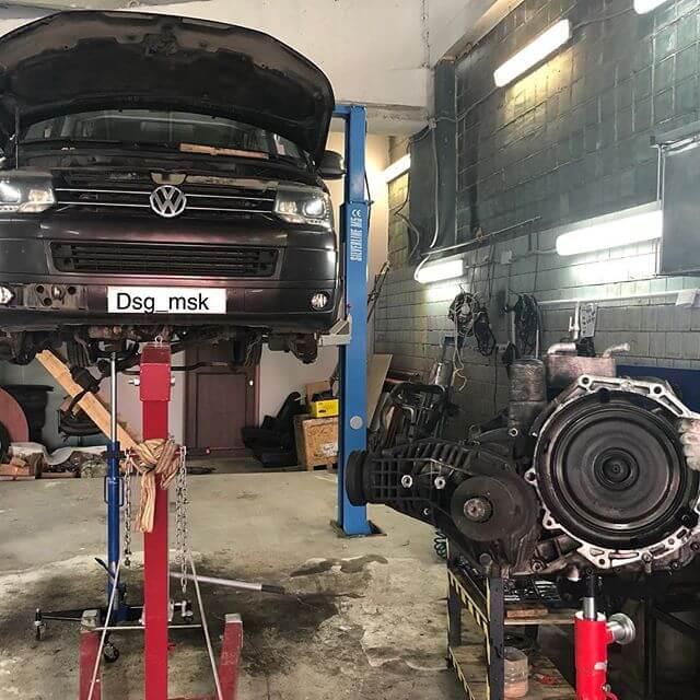 Ремонт VW